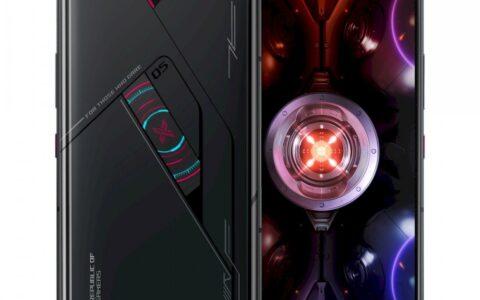 ROG遊戲手機5S/5S Pro發布:驍龍888 Plus+18GB內存