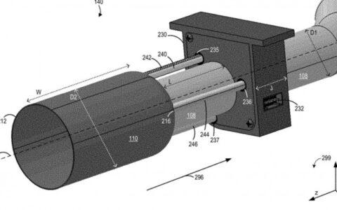 福特專利展示可伸縮排氣管頭的巧妙設計