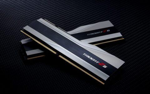 芝奇發布Trident Z5 DDR5-6600內存 延遲僅CL36