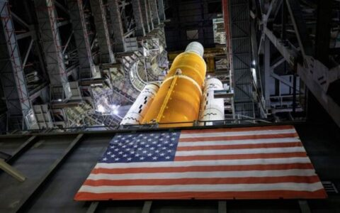 美國宇航局離Artemis I計劃首次發射又近了一步