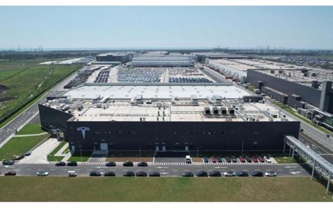 特斯拉中國研發中心建成 16萬元車型或年底測試
